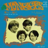 THE MONKEES D. W. Washburn Vinyl Record 7 Inch Japanese Victor 1968